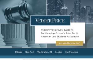 Vedder Price 2014